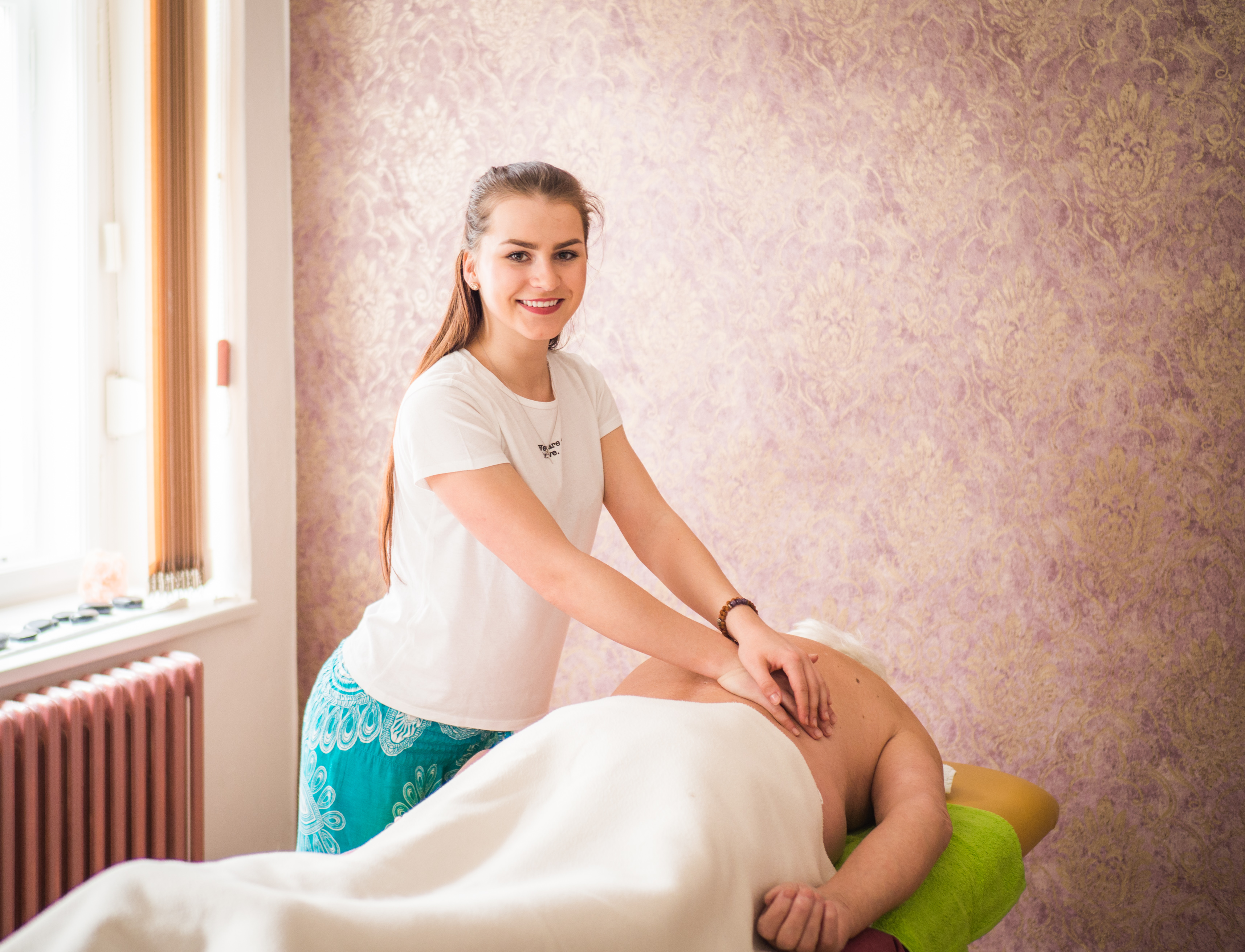 Celotělová masáž
